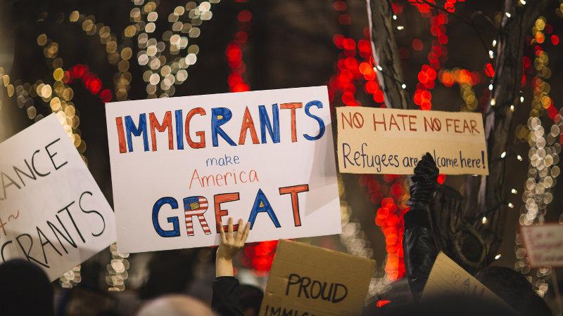 Immigrants Make America Great